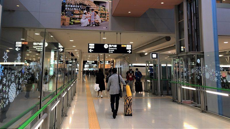 関西国際空港国内線フロア