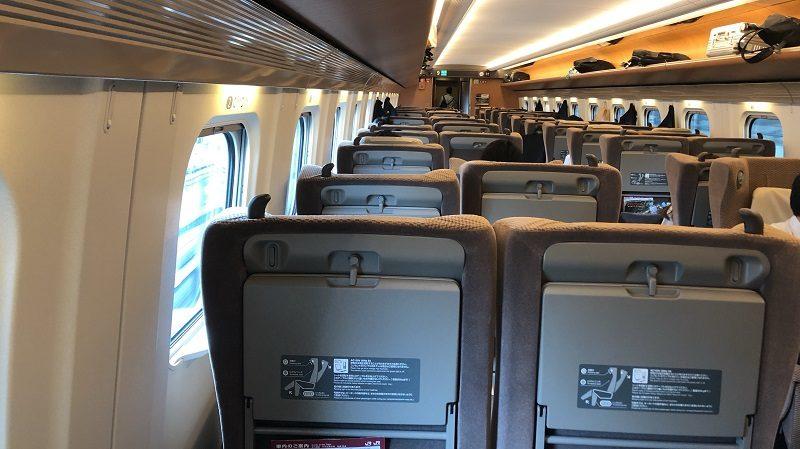 JR東日本 E5系グリーン車