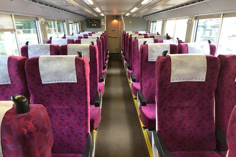 JR東日本普通列車グリーン車