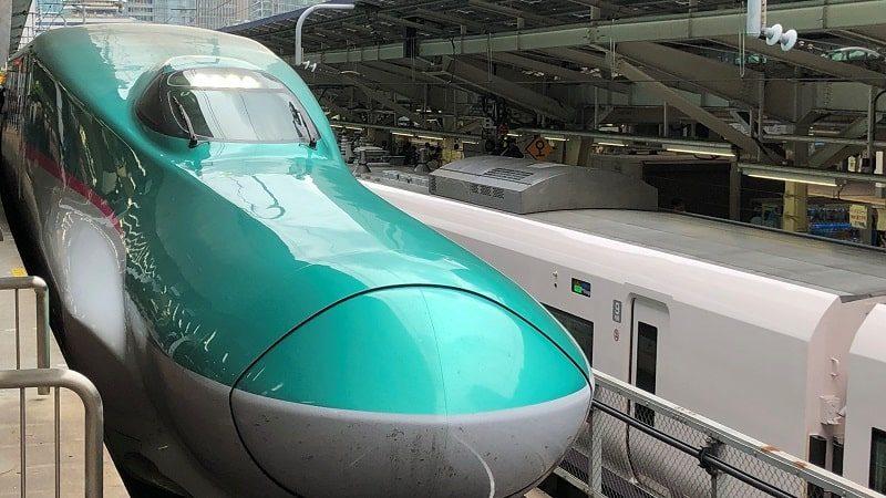 JR東日本新幹線E5系