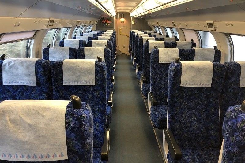 JR東日本普通列車E231系グリーン車