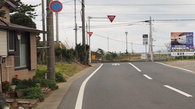 犬吠埼への道のり