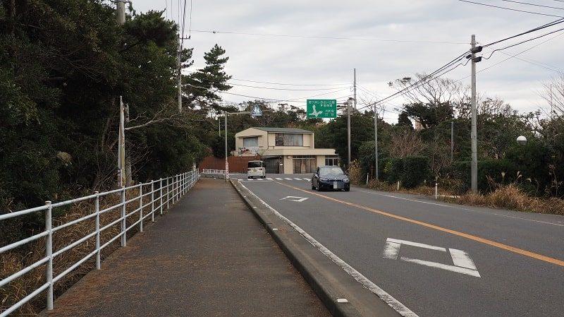 犬吠埼の道のり