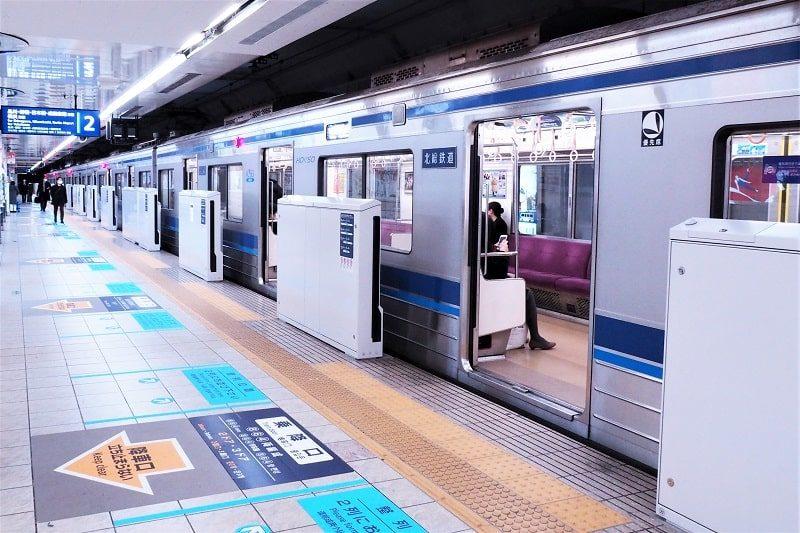 京急線羽田空港駅