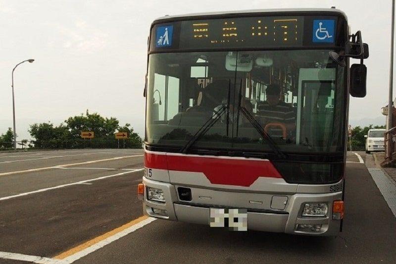 函館山行き函館バス