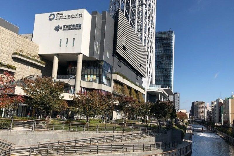 東京スカイツリータウンすみだ水族館