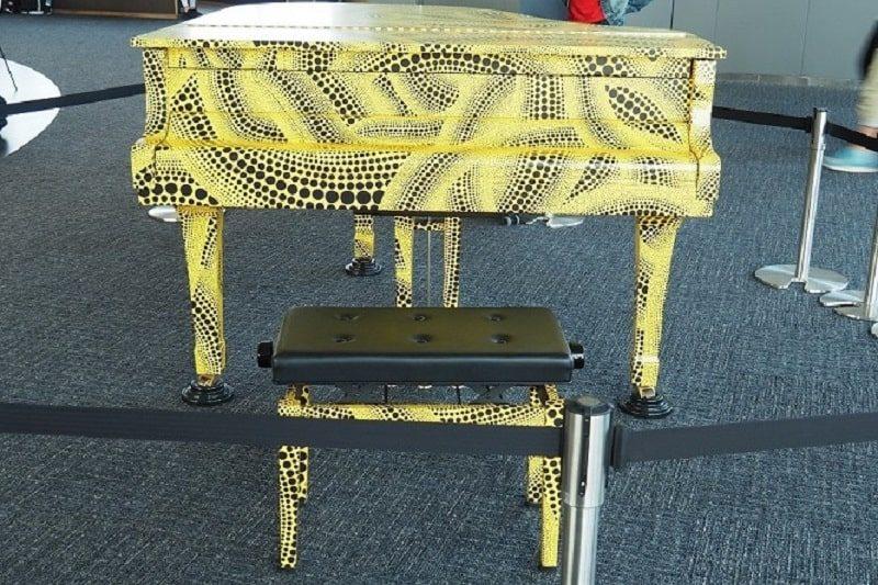 都庁おもいでピアノ
