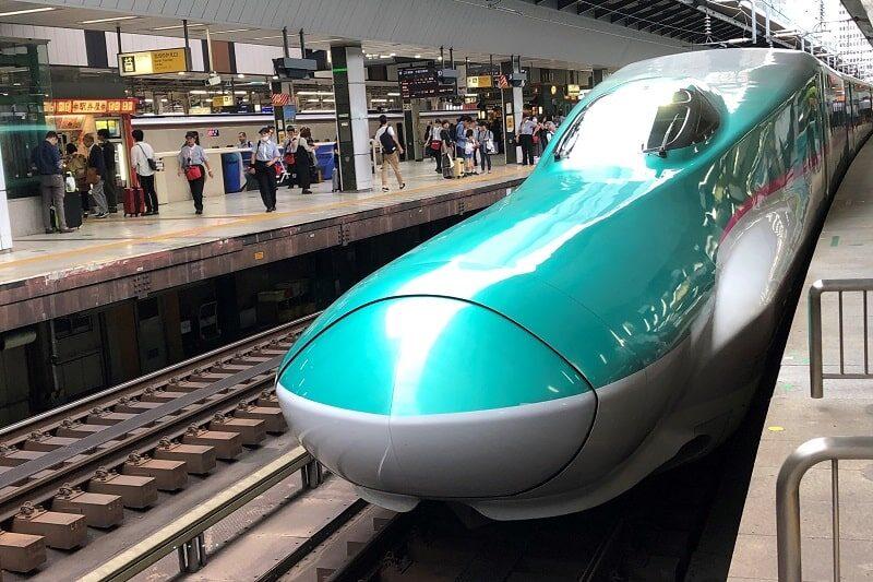 東北・北海道新幹線E5系