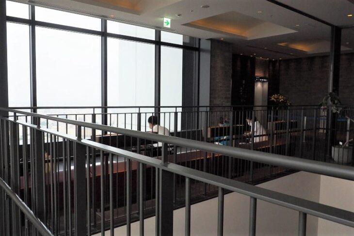 東京スカイツリーイーストタワー31階展望スペース