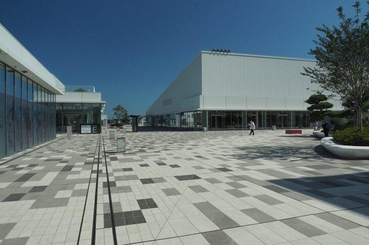 羽田イノベーションシティ2階イノベーションコリドー