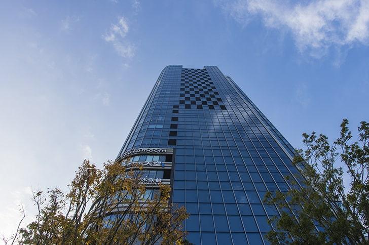 東京スカイツリー 東京ソラマチイーストタワー