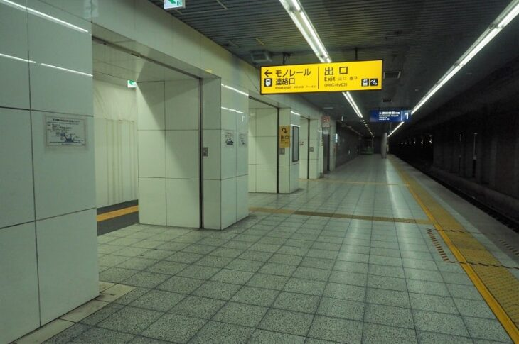 京急線天空橋駅