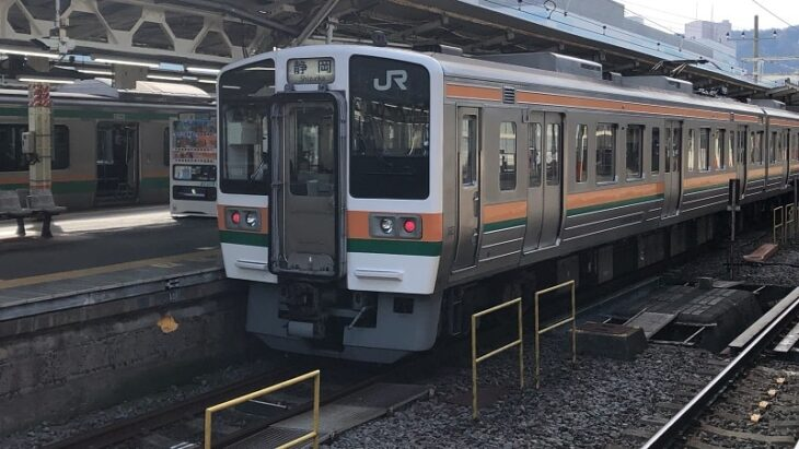 JR東海211系