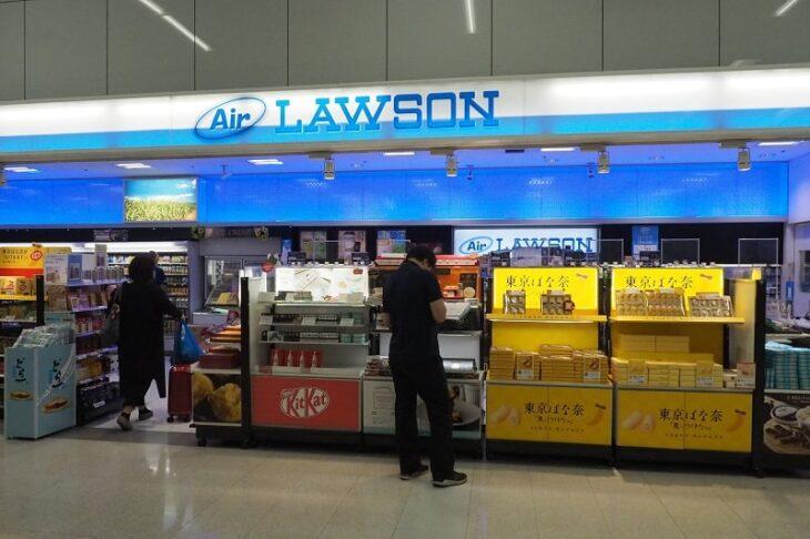 羽田空港第1ターミナルコンビニ