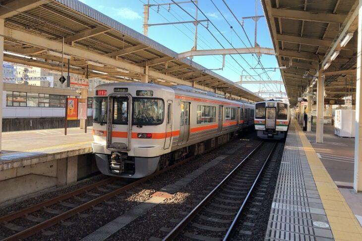 東海道本線浜松駅