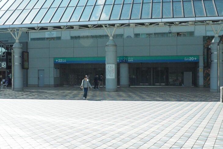東京ドーム21ゲート