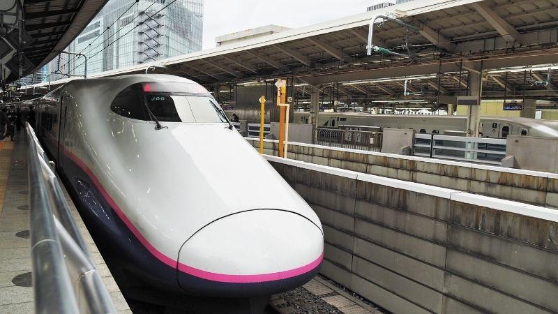 東北新幹線の車両の種類