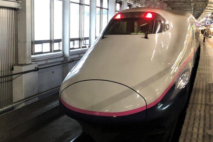 東北新幹線 やまびこ号
