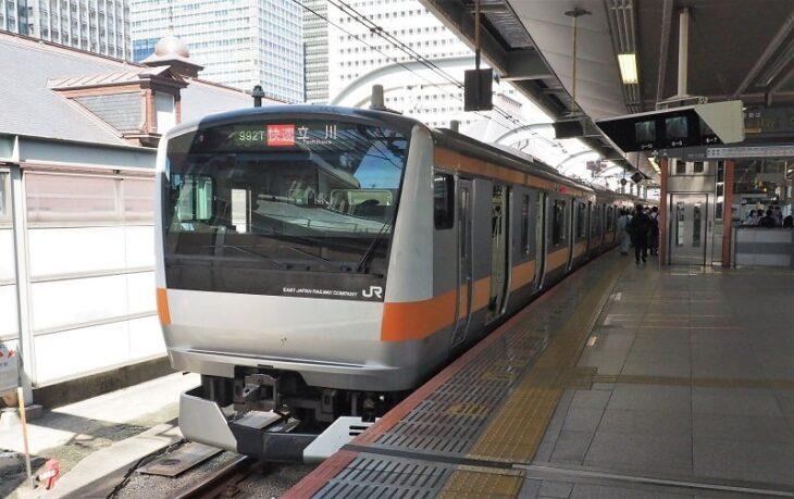 JR中央線東京駅